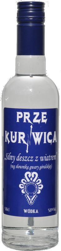 Przekurwica - Wódki Regionalne